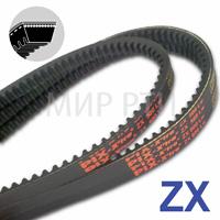Ремни  зубчатые клиновые профиль ZX